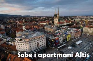 Zanima Vas dobar smještaj (hotel, prenoćište, motel) u Zagrebu? Pogledajte našu ponudu!