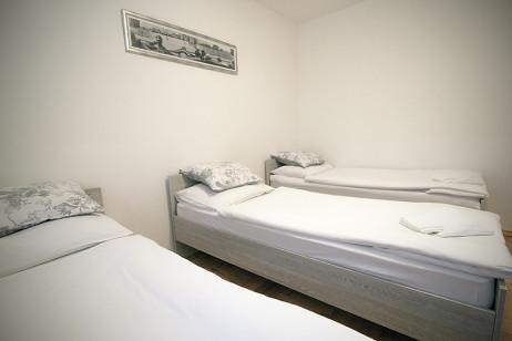 Trokrevetna soba Zagreb